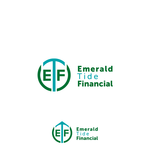 Emerald Tide Financial Logo - Entry #118