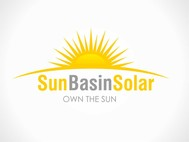 Sun Basin Solar Logo - Entry #5