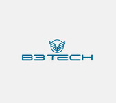 B3 Tech Logo - Entry #158