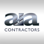 AIA CONTRACTORS Logo - Entry #91