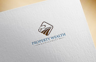 Property Wealth Management Logo - Entry #6
