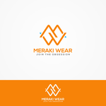 Meraki Wear Logo - Entry #244