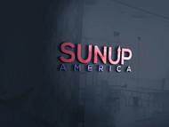 SunUp America Logo - Entry #40