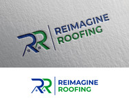 Reimagine Roofing Logo - Entry #355
