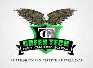 Green Tech High Charter School Logo - Entry #41