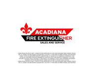 Acadiana Fire Extinguisher Sales and Service Logo - Entry #93