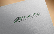Lilac Hill Greenhouse Logo - Entry #26