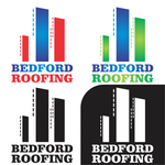 Bedford Roofing and Construction Logo - Entry #3