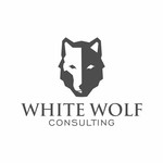 White Wolf Consulting (optional LLC) Logo - Entry #169
