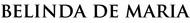 Belinda De Maria Logo - Entry #47