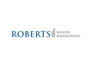 Roberts Wealth Management Logo - Entry #214