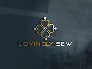 Lovingly Sew Logo - Entry #5