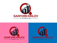 Sanford Krilov Financial       (Sanford is my 1st name & Krilov is my last name) Logo - Entry #640