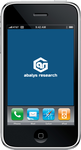 Abalys Research Logo - Entry #153