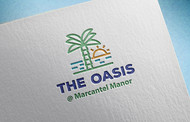The Oasis @ Marcantel Manor Logo - Entry #61