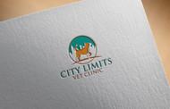 City Limits Vet Clinic Logo - Entry #201