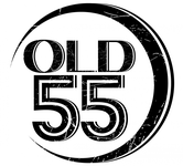 """""""OLD 55"""" - mid-century vintage furniture and wares store Logo - Entry #135"""