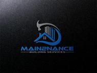 MAIN2NANCE BUILDING SERVICES Logo - Entry #210