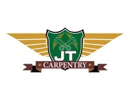 J.T. Carpentry Logo - Entry #116