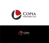 Copia Venture Ltd. Logo - Entry #110