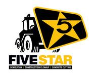 Five Star Logo - Entry #131