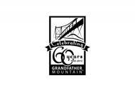 60th Anniversary of Mile High Swinging Bridge Logo - Entry #20