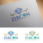 Zircon Financial Services Logo - Entry #349