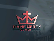Divine Mercy Summit Logo - Entry #10