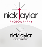 Nick Taylor Photography Logo - Entry #109