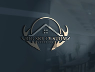 Big Sky Custom Steel LLC Logo - Entry #35