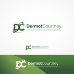 Dermot Courtney Behavioural Consultancy & Training Solutions Logo - Entry #79