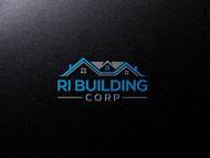 RI Building Corp Logo - Entry #374