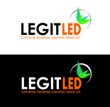 Legit LED or Legit Lighting Logo - Entry #171