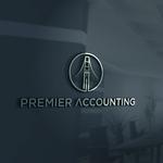 Premier Accounting Logo - Entry #385