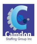 Camdon Staffing Group Inc Logo - Entry #77