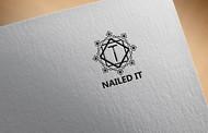 Nailed It Logo - Entry #287