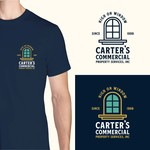 Carter's Commercial Property Services, Inc. Logo - Entry #195