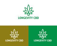 Longevity CBD Logo - Entry #37