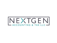 NextGen Accounting & Tax LLC Logo - Entry #327