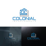 Colonial Improvements Logo - Entry #1