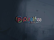 PixelFree Studio Logo - Entry #4