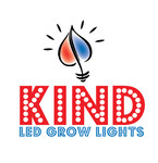 Kind LED Grow Lights Logo - Entry #63