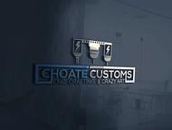 Choate Customs Logo - Entry #176
