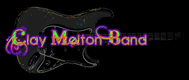 Clay Melton Band Logo - Entry #9