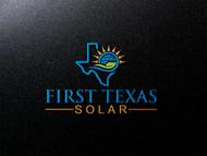 First Texas Solar Logo - Entry #27