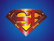Superman Like Shield Logo - Entry #16