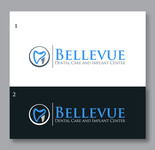Bellevue Dental Care and Implant Center Logo - Entry #6