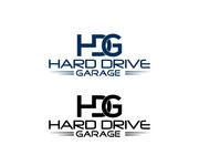 Hard drive garage Logo - Entry #11