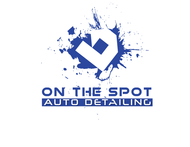 On the Spot Auto Detailing Logo - Entry #32