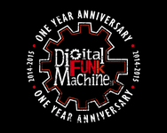 Digital Funk Machine Logo - Entry #44